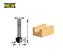 Core Box Router Bits