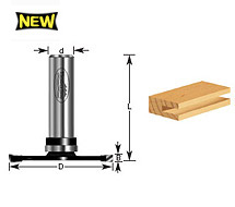 Slotting Cutter Router Bit