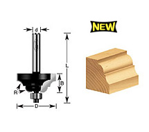 Bead & Cove Router Bits