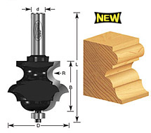 Multi-Form Router Bits