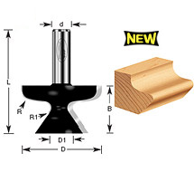 Finger Grip Router Bits