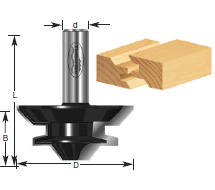 Jointing Router Bits