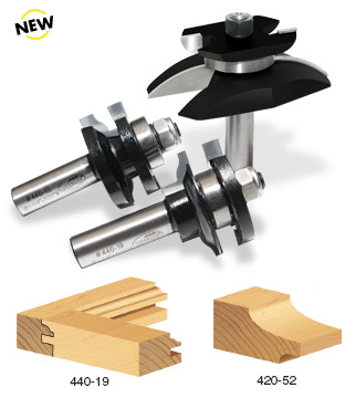 timberline router bit sets cabinet door making router bit sets